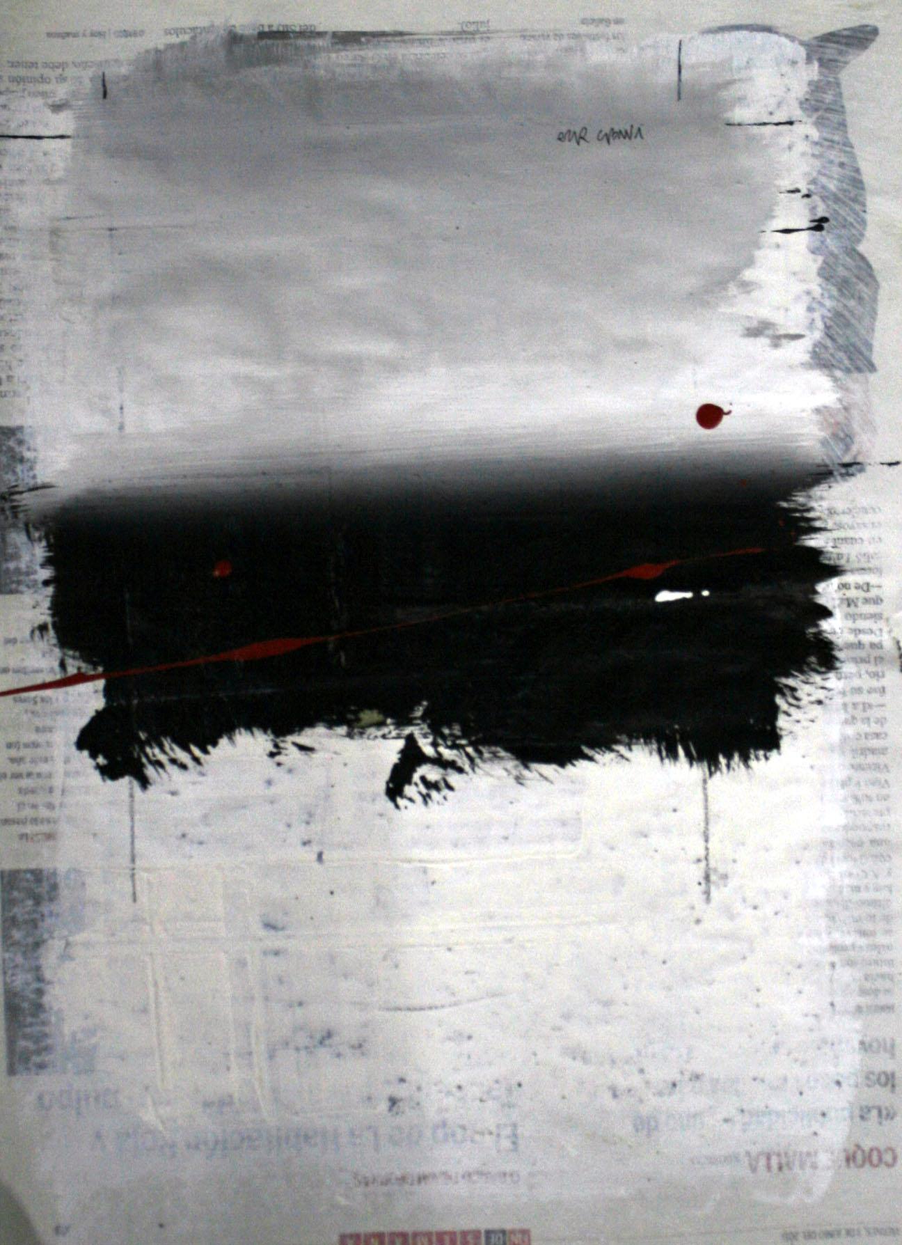 638_horizonte_20x30cm_mixed on paper