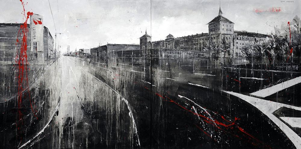 675_moncloa_190x95cm_mixed on canvas
