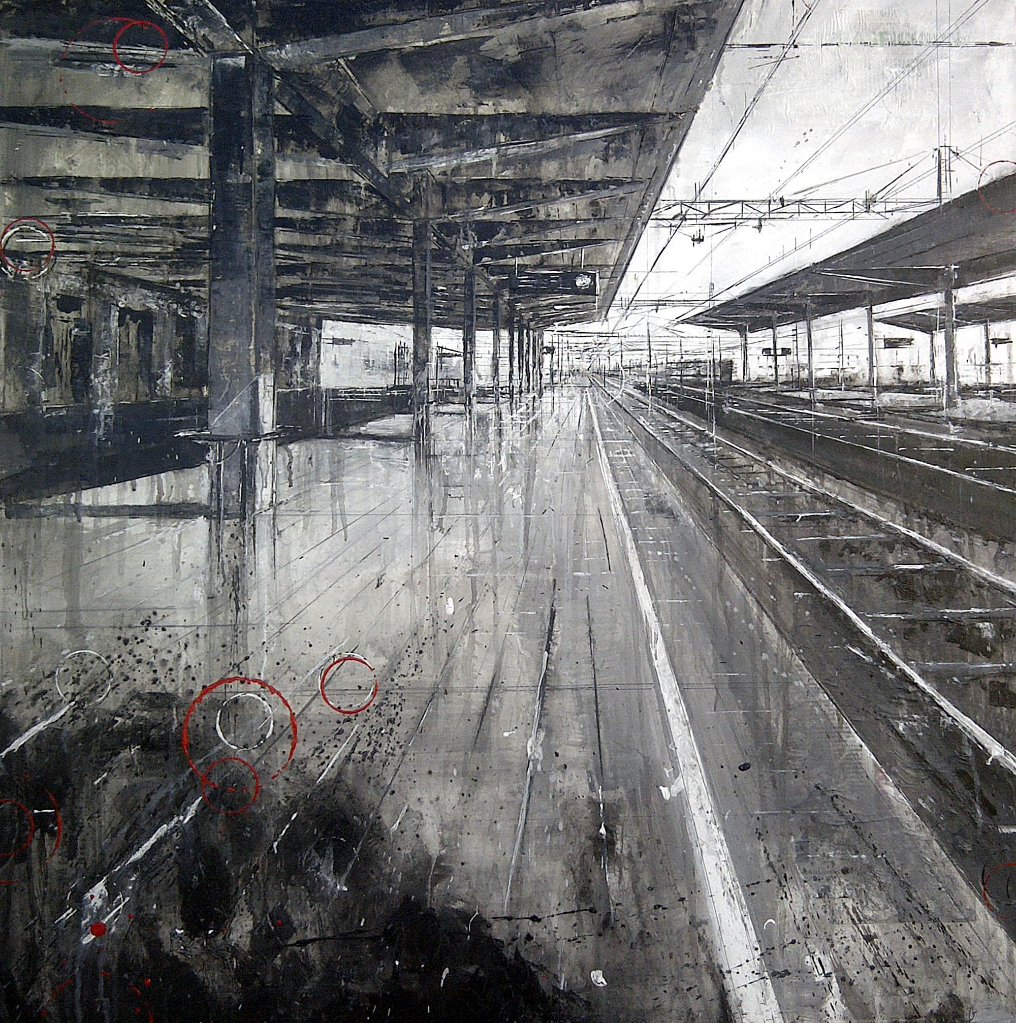 726_monforte_95x95cm_mixed on canvas