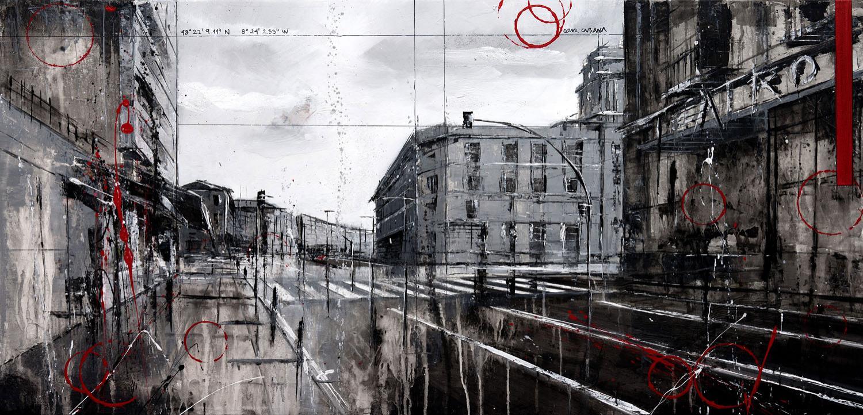 806_colón_100x50cm_mixed on canvas